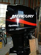 1999 mercury optimax 225 efi 400 fresh water hours