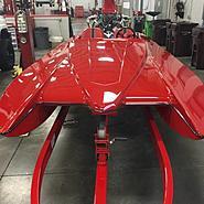 Tunnel hull jet boat - $32500