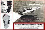 Click image for larger version.  Name:Merc 450 R & 125 motors.JPG Views:386 Size:148.3 KB ID:443525