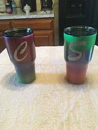 Click image for larger version.  Name:rainbow Tumblers.jpg Views:12 Size:93.2 KB ID:432111